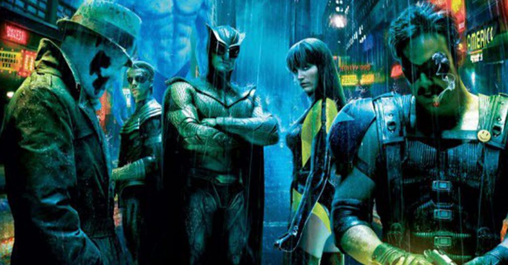 42 Gritty Facts About Watchmen, The Citizen Kane Of Comics