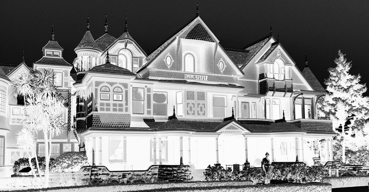 winchester mystery house editorial