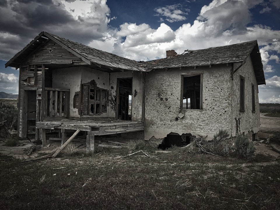 Abandoned Buildings Facts