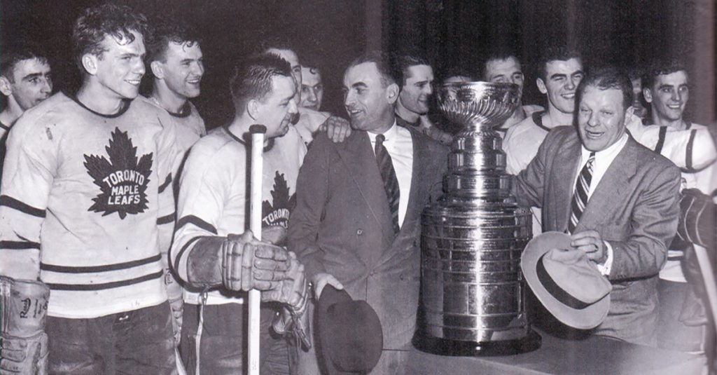 They Didn't Win Another Til 1962: The Maple Leafs And The Disappearance Of Bill Barilko