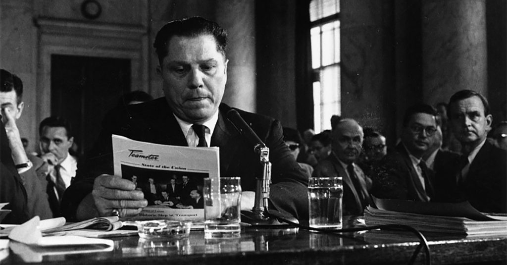 42 Mysterious Facts About Jimmy Hoffa, The Vanished Kingpin