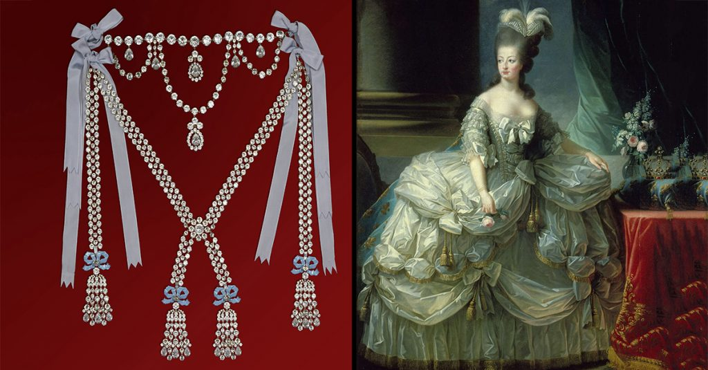 Lust, Lies, And Jewelry: The Affair Of The Diamond Necklace