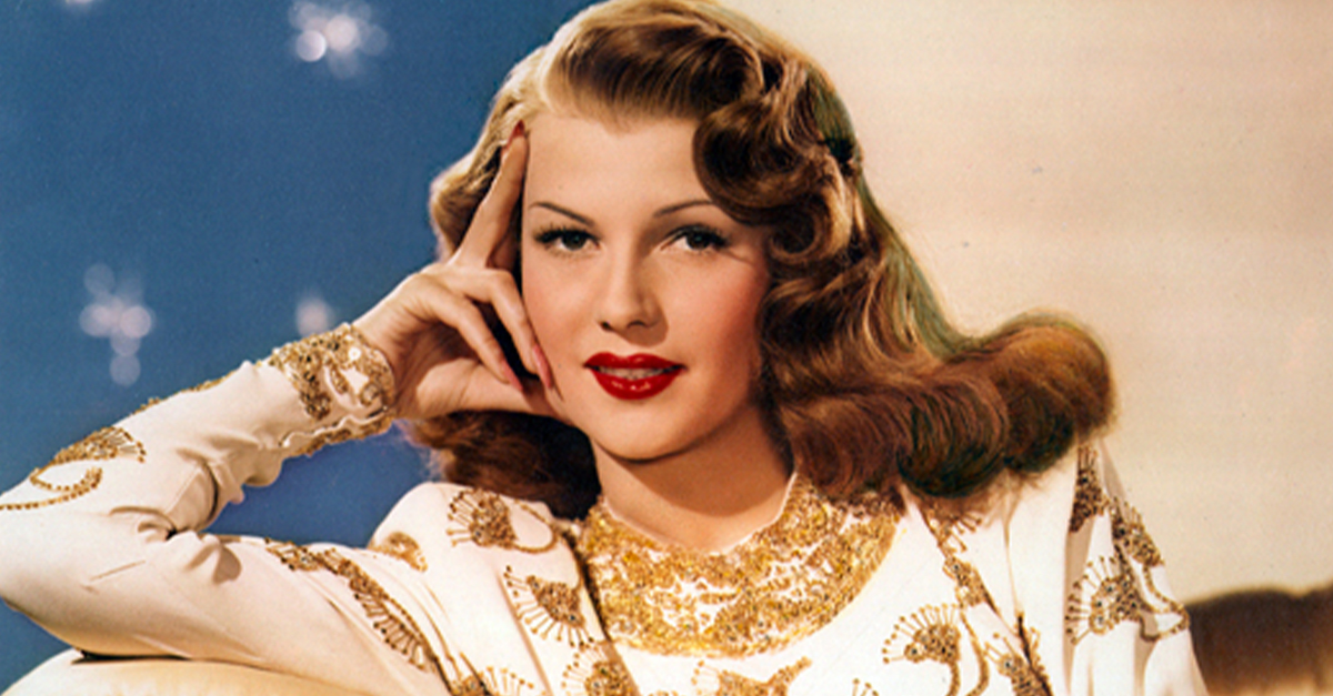 Rita Hayworth Facts