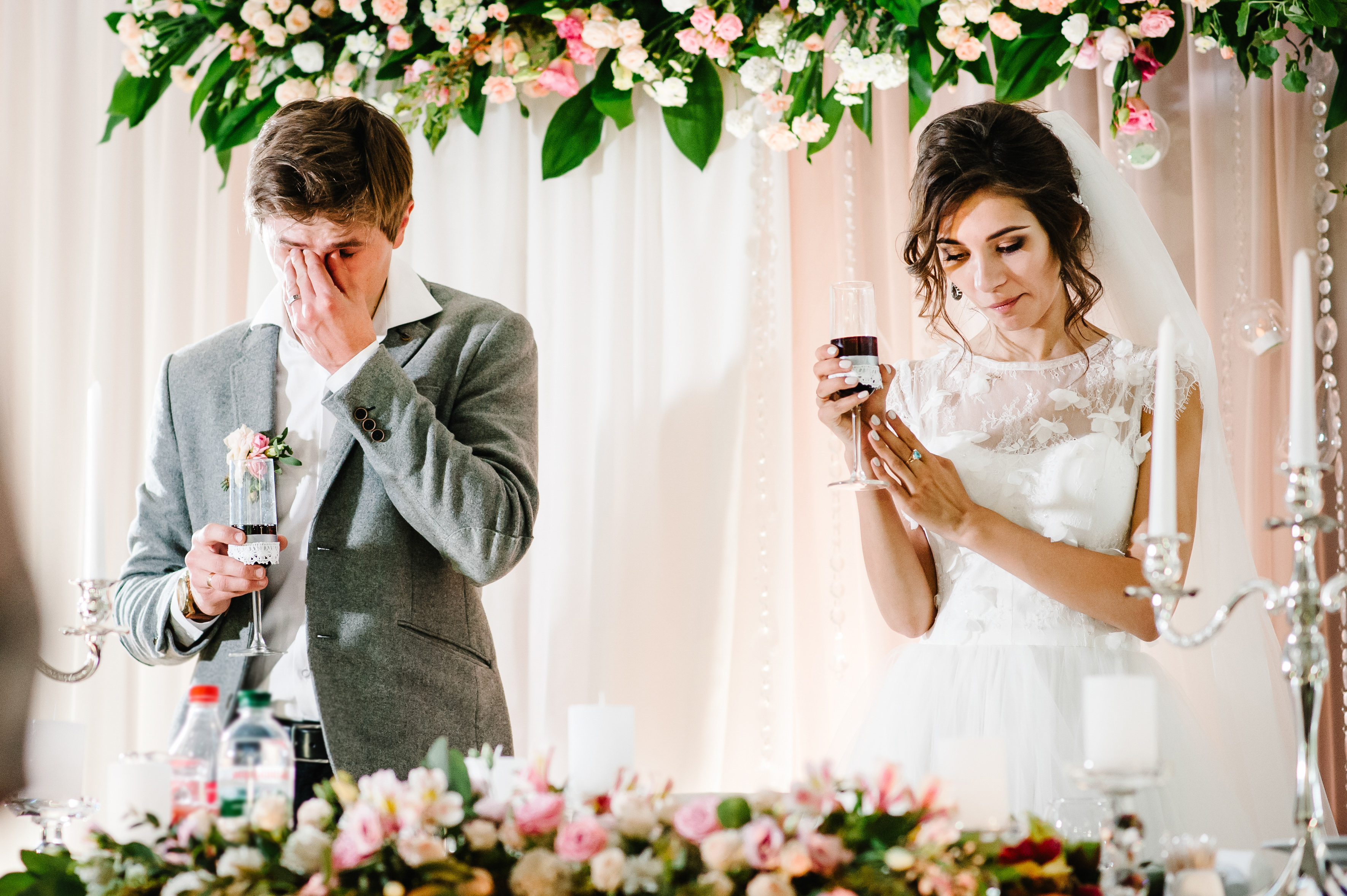 Wedding Objections facts