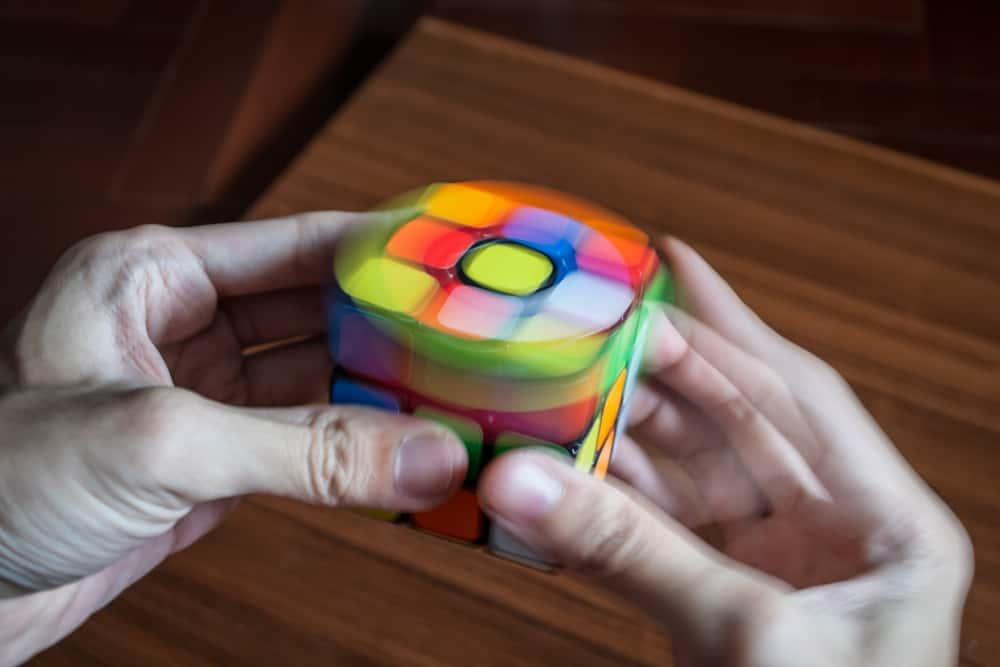 How Do You Solve a Rubik's cube?