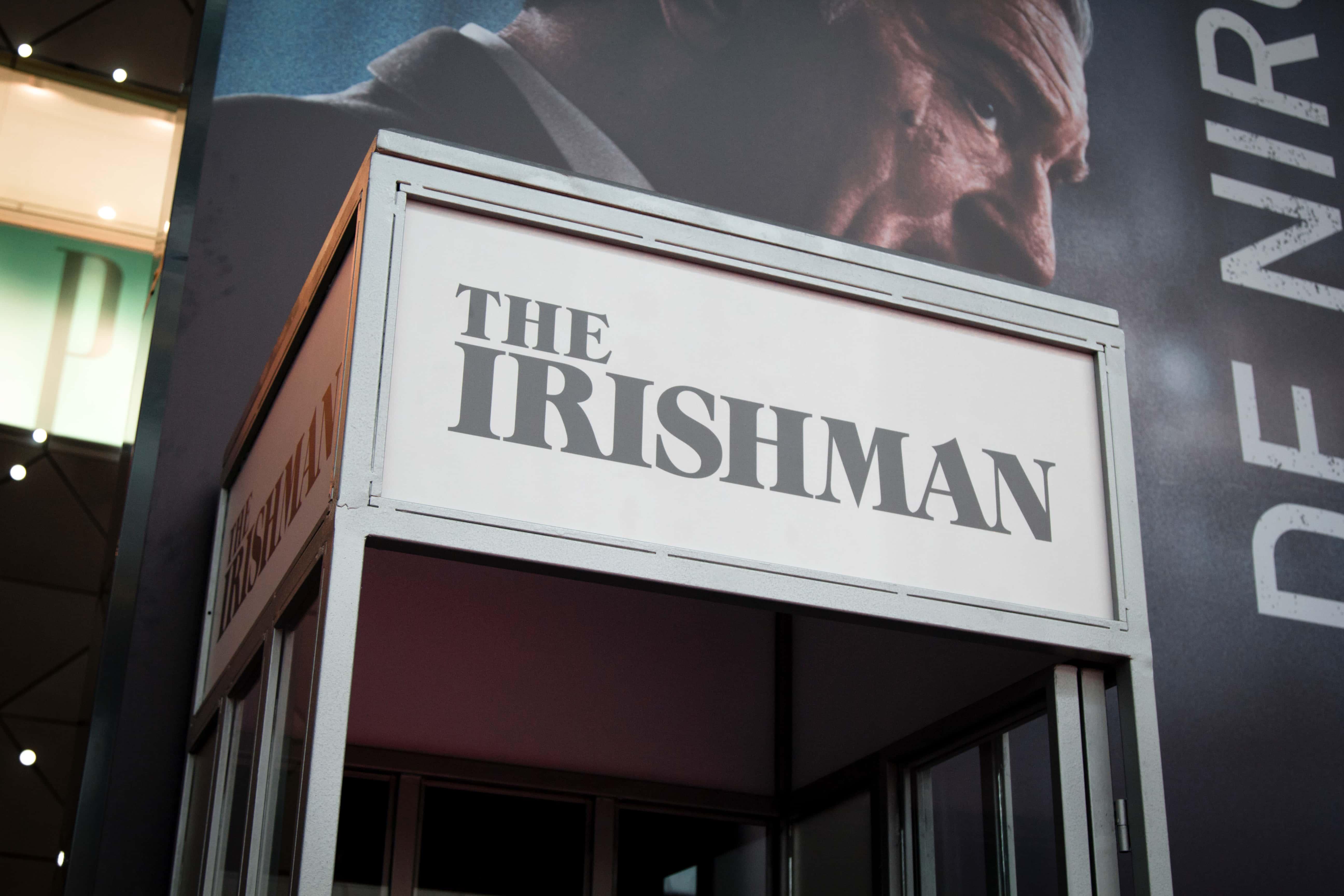 The Irishman facts