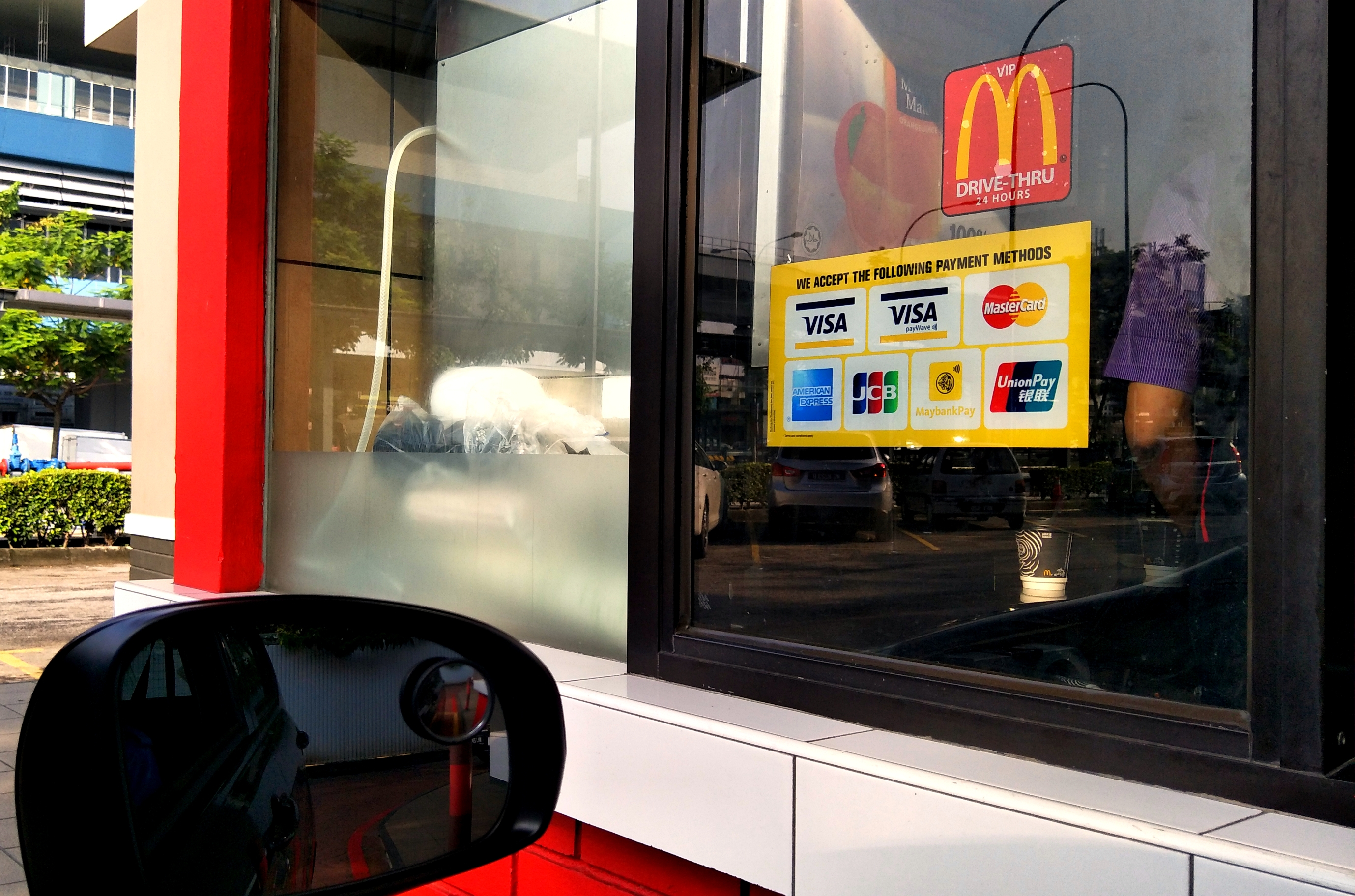 Drive-Thru Customer Experiences facts