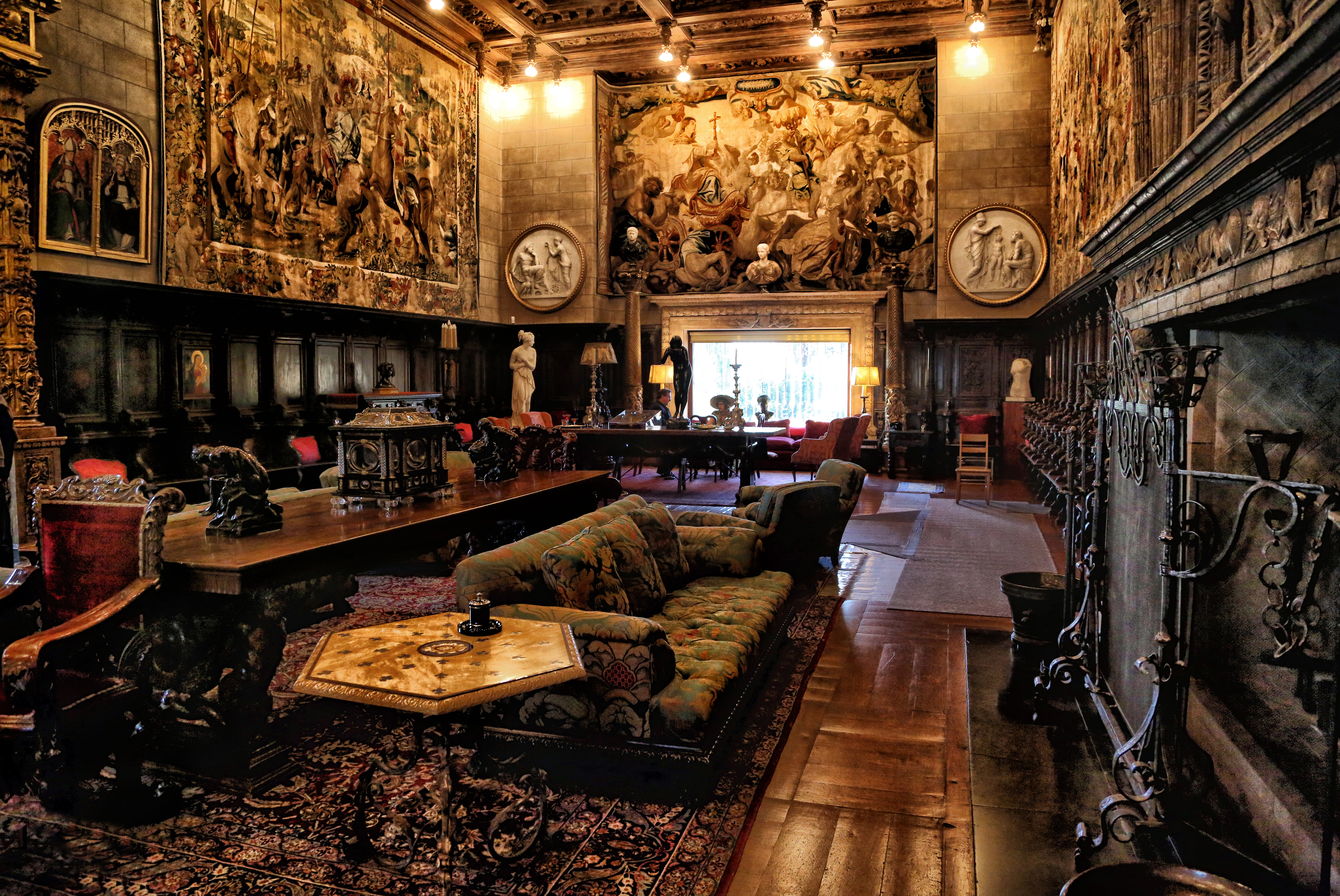Hearst Castle facts