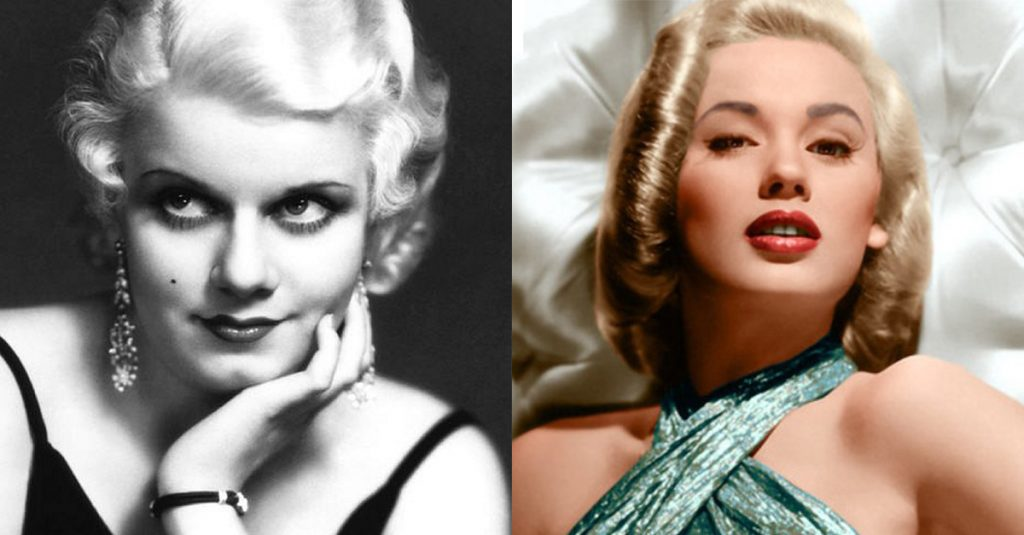 Platinum Facts About Old Hollywood's Blonde Bombshells