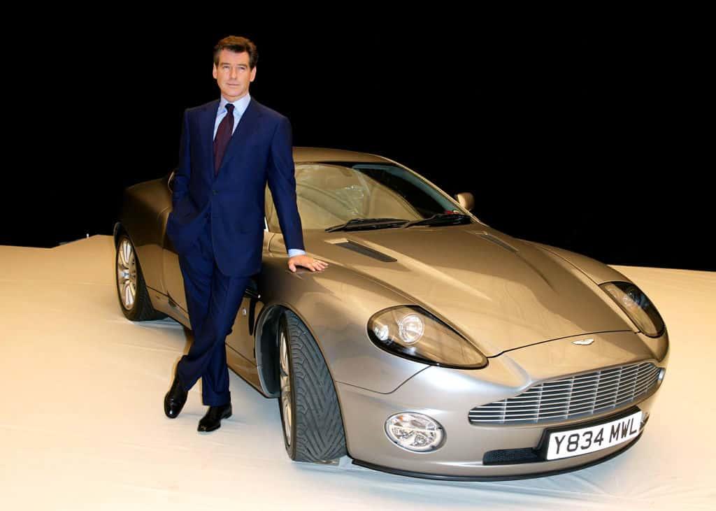 The Best James Bond