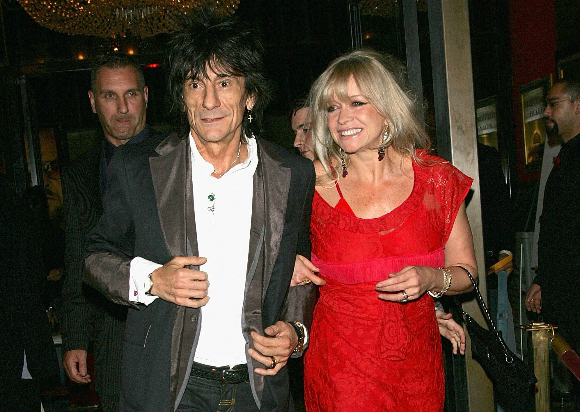 Ronnie Wood Facts