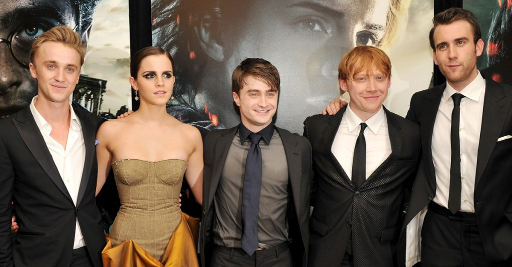 53 Magical Facts About The Cast Of Harry Potter