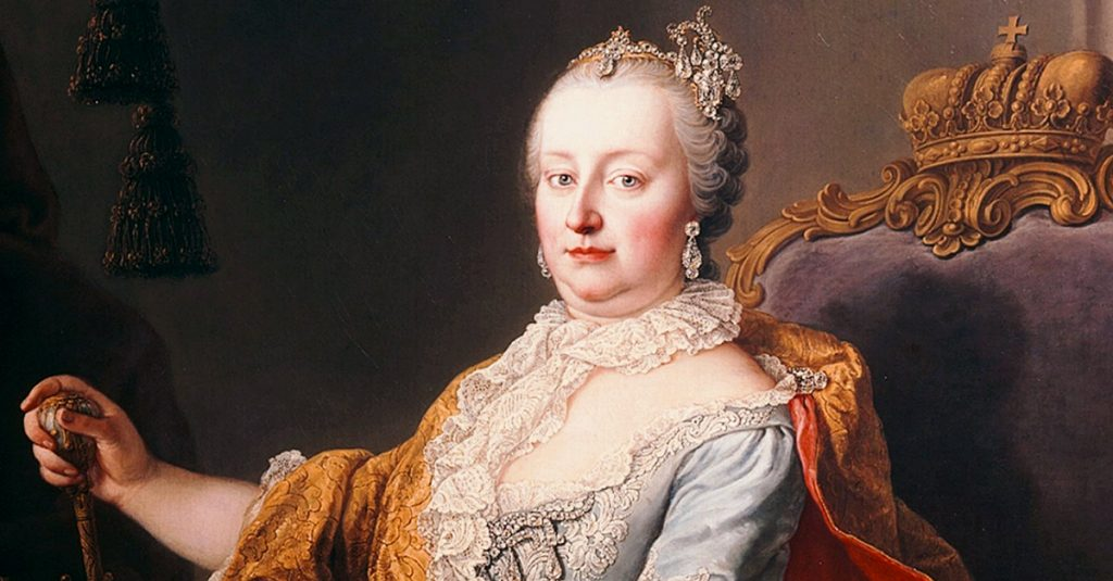 43 Unhinged Facts About Queen Maria Theresa, The Last Habsburg
