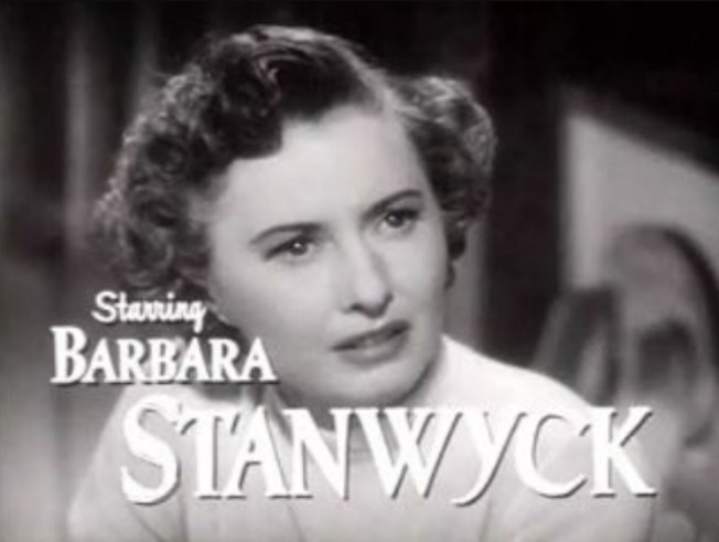 Barbara Stanwyck Facts