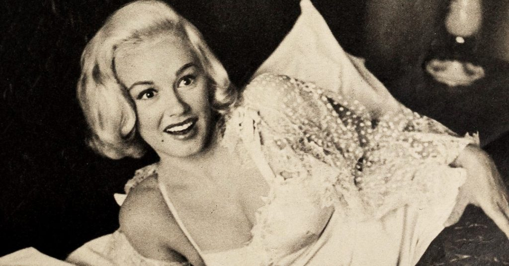 42 Naughty Facts About Mamie Van Doren, The Bodacious Blonde