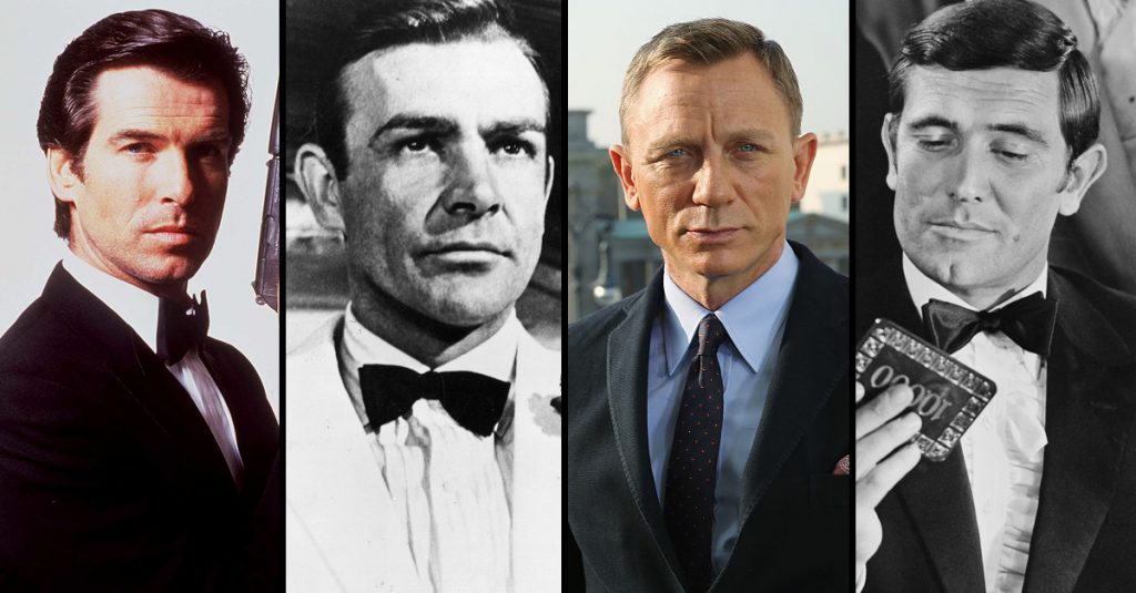 The Best James Bond: A Shamelessly Subjective Ranking of the 007 Actors