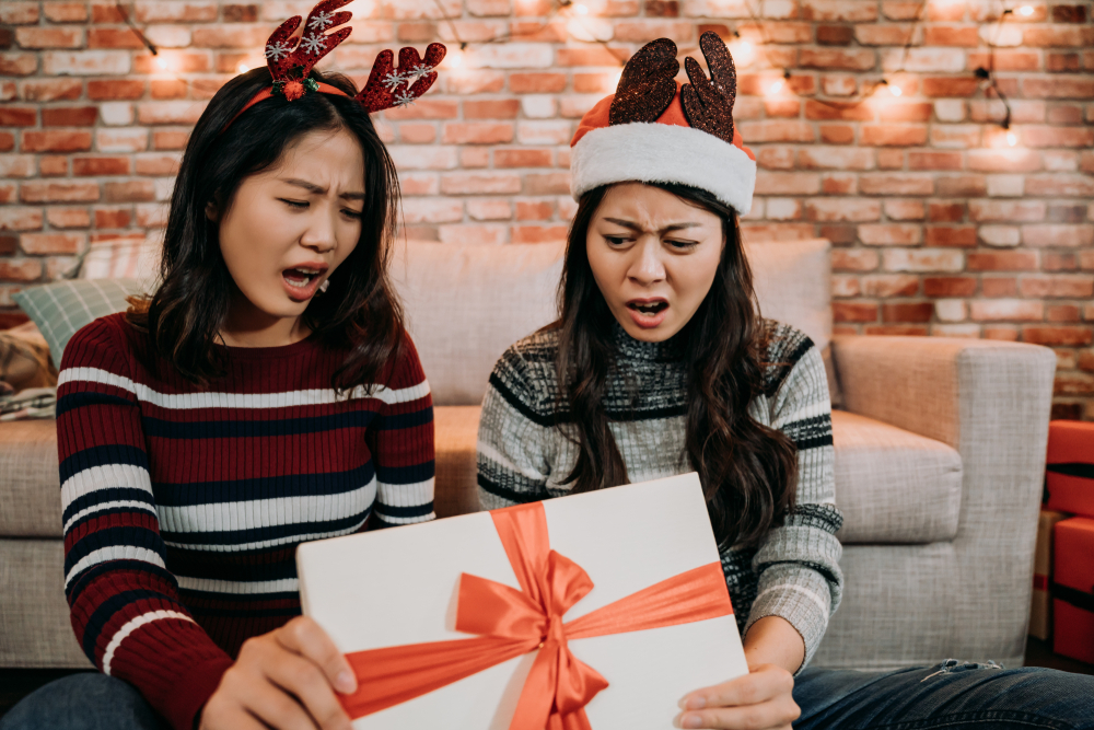 Worst Gifts Ever Received facts