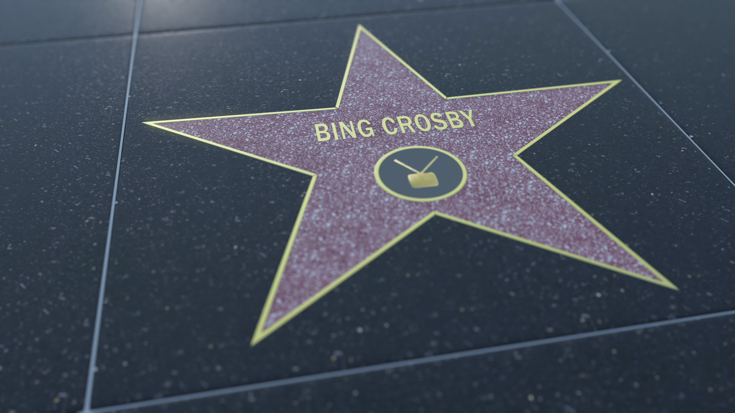 Bing Crosby facts