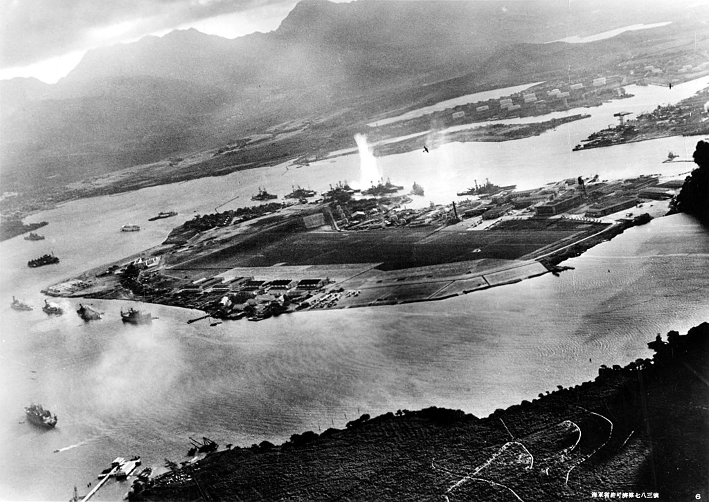 why did japan attack pearl harbor