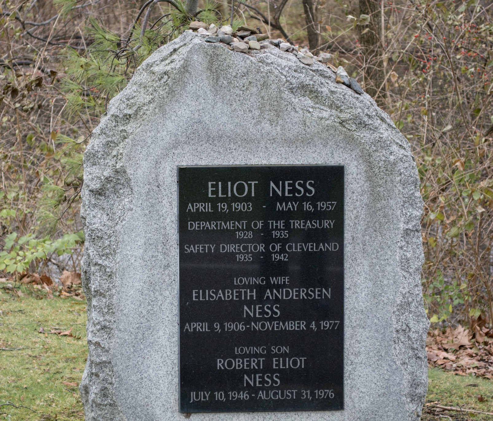 Eliot Ness Facts