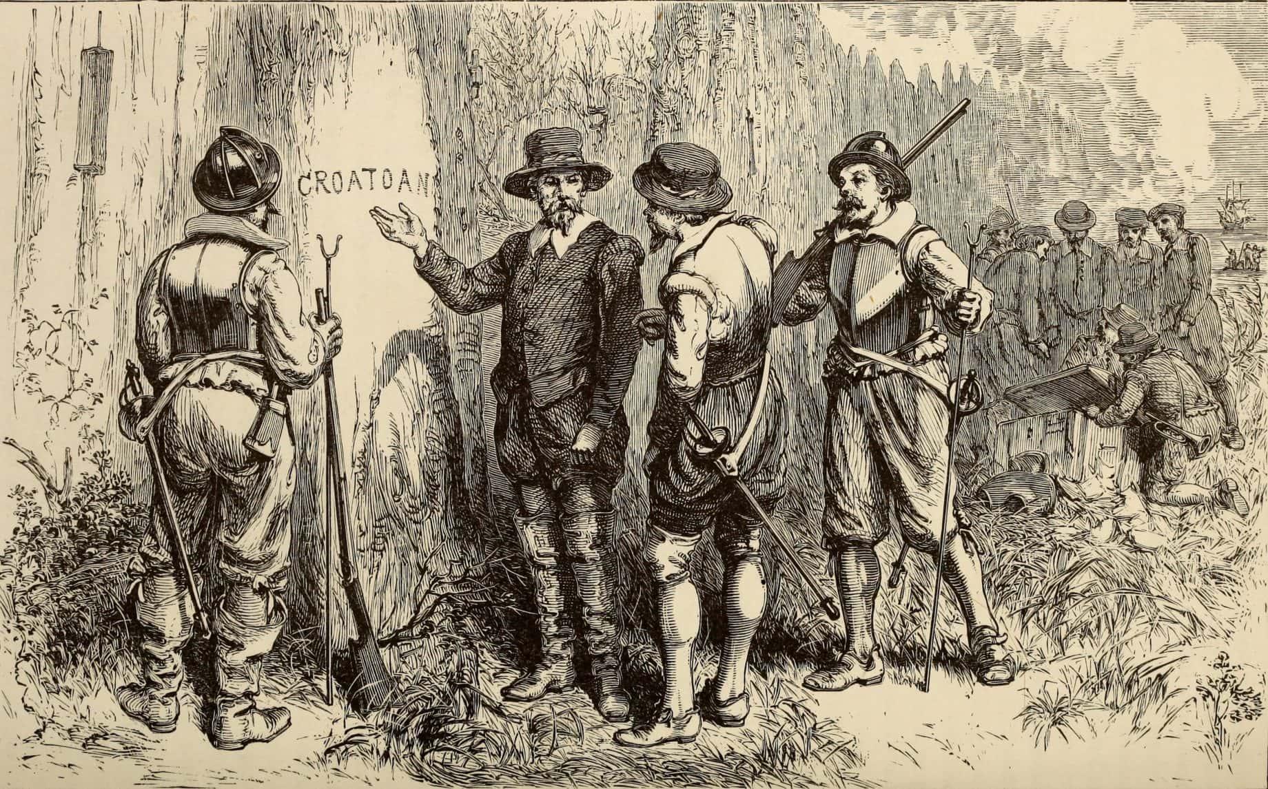 Roanoke Colony Editorial