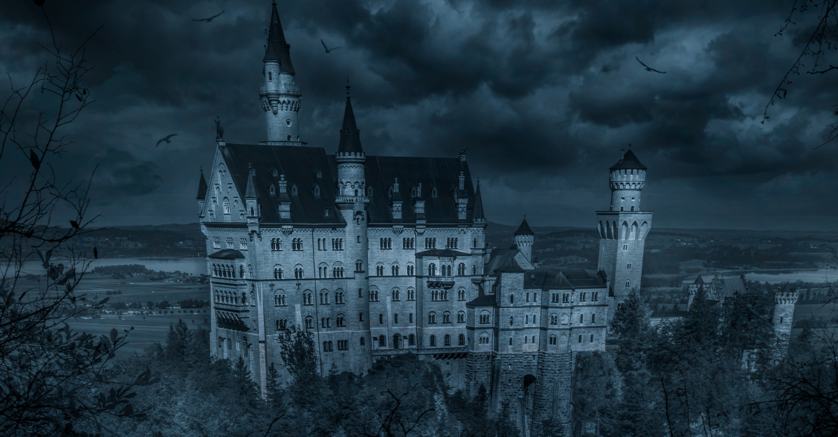 creepy mansions facts
