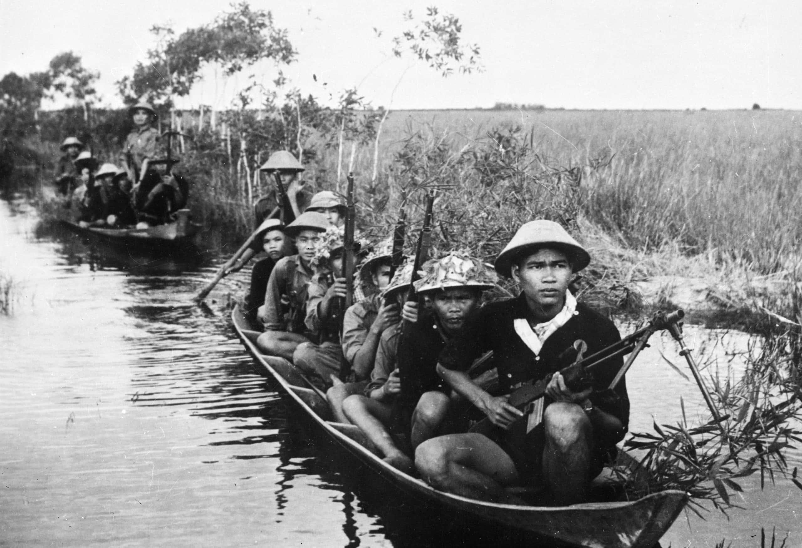 How did the vietnam war end