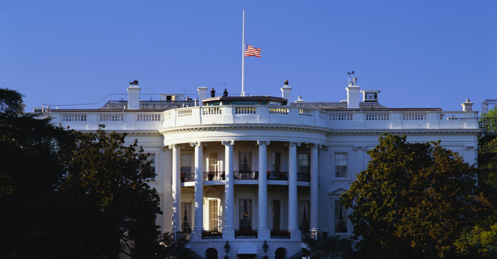 Why Is The Flag At Half-Mast?