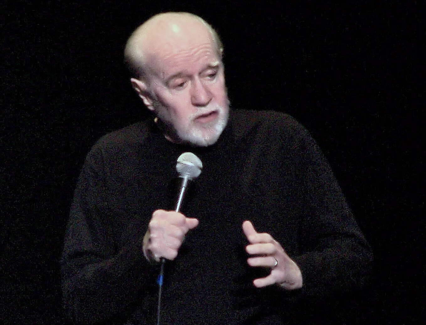 George Carlin facts
