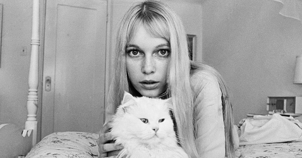 Delicate Facts About Mia Farrow, The Rose Of Hollywood