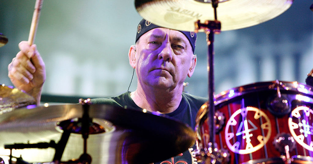 Banging  Facts About Neil Peart, The Professor Of Rock