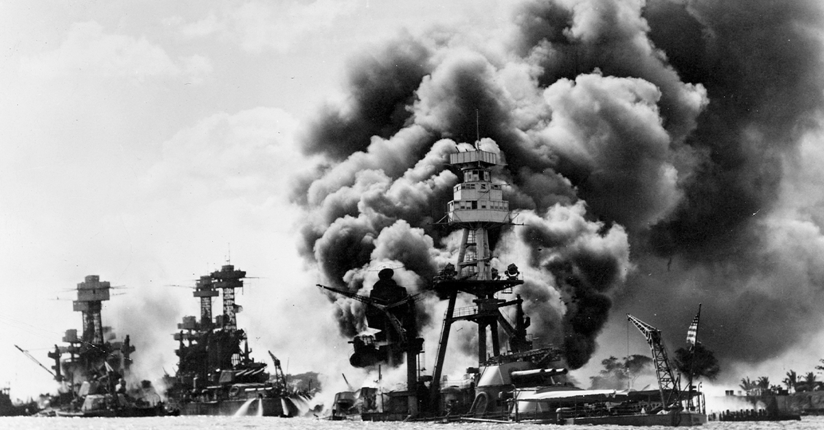Why did Japan Attack Pearl Harbor Editorial