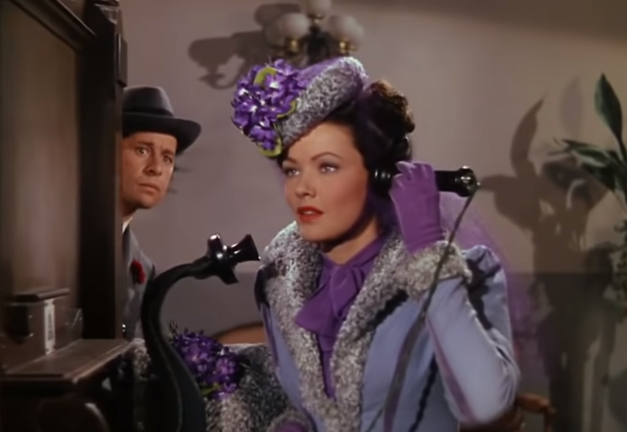 Gene Tierney Facts