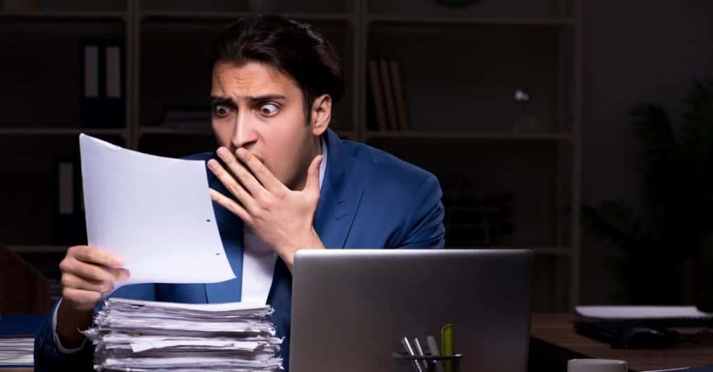 Ashamed Employees Admit Their Biggest Work Mistakes