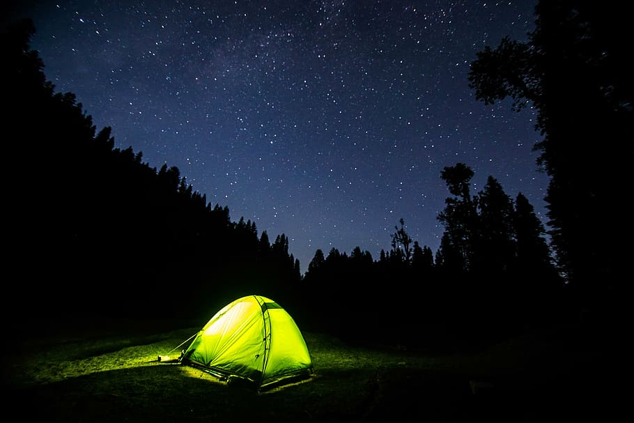 Creepy Camping Experiences Facts
