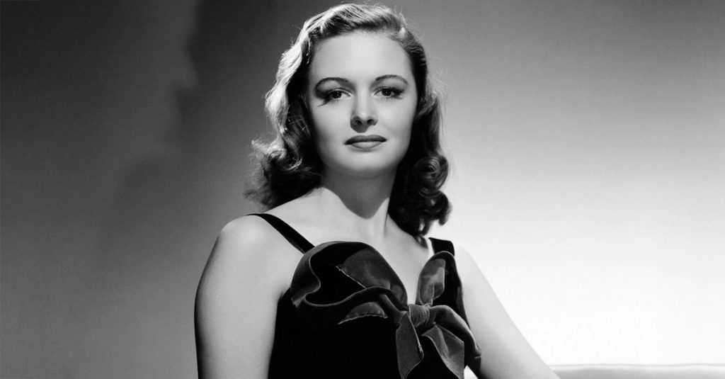 50 Wonderful Facts About Donna Reed, Hollywood's Sweetheart