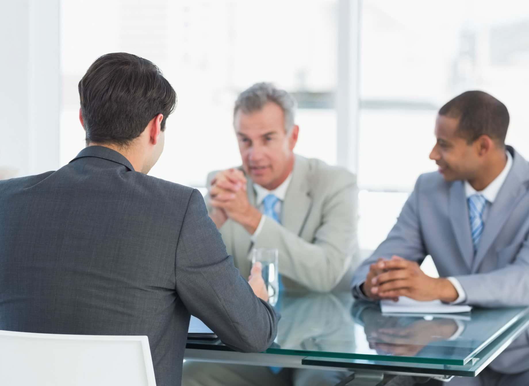 Quit Job Interview Facts
