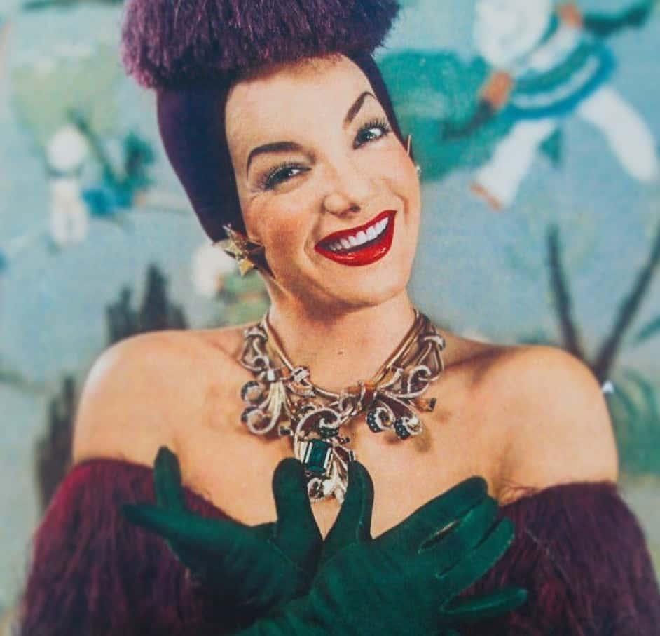 Carmen Miranda Facts
