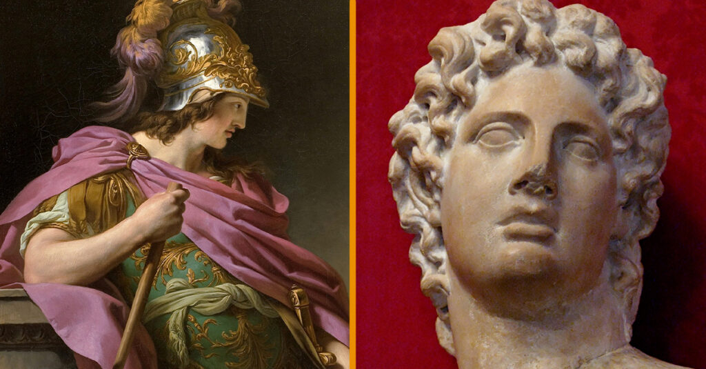 Egotistical Facts About Alcibiades, The Ancient World's Devious Playboy