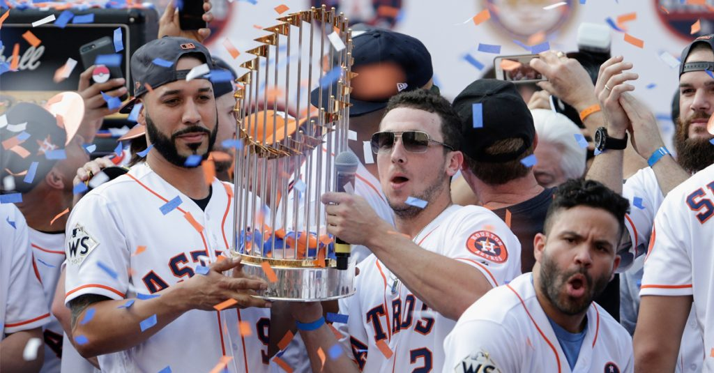 How Did The Houston Astros Cheat?