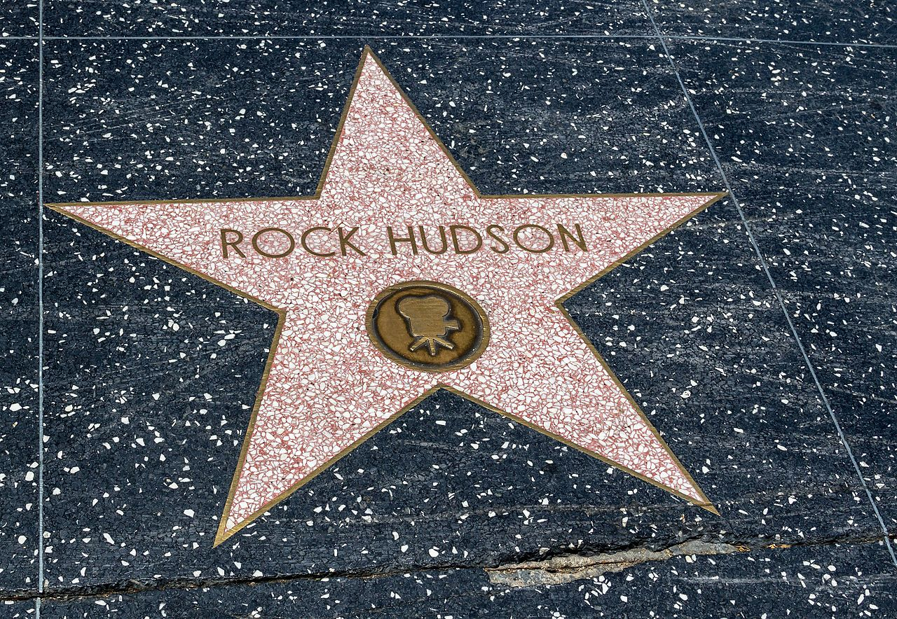 Rock Hudson facts