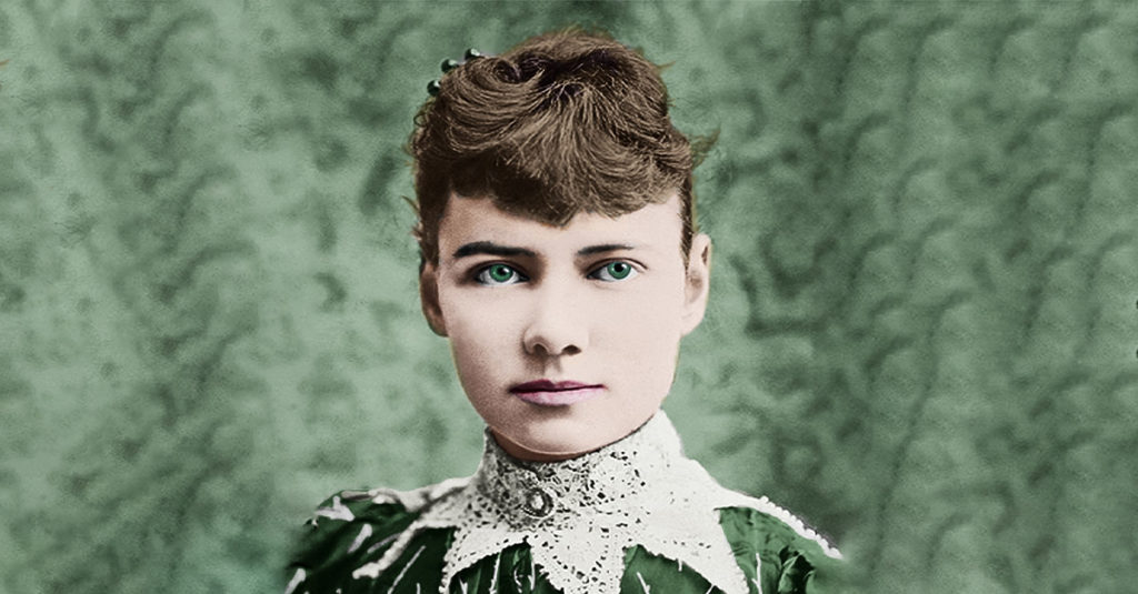 Fearless Facts About Nellie Bly, The Original Roving Reporter