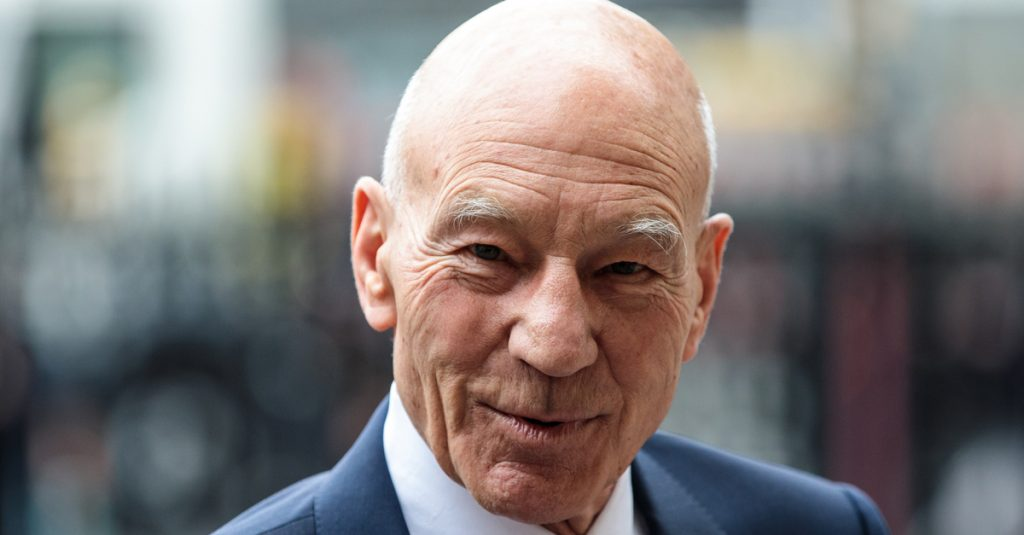 50 Engaged Facts About Sir Patrick Stewart, Captain Picard Himself