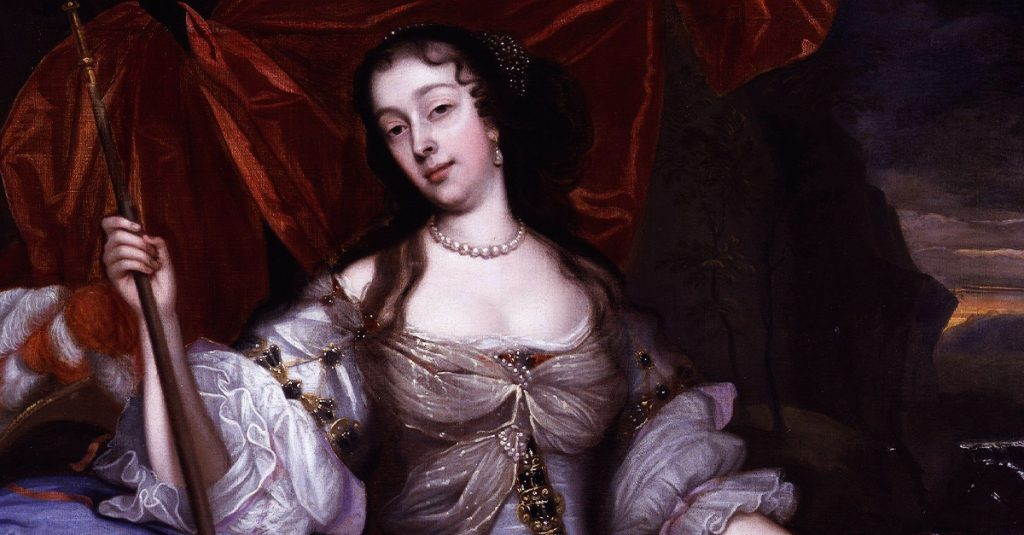 Seductive Facts About Barbara Palmer, History's Most Notorious Mistress