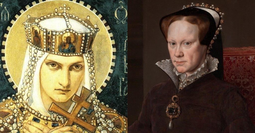 Deranged Facts About History's Most Terrifying Queens