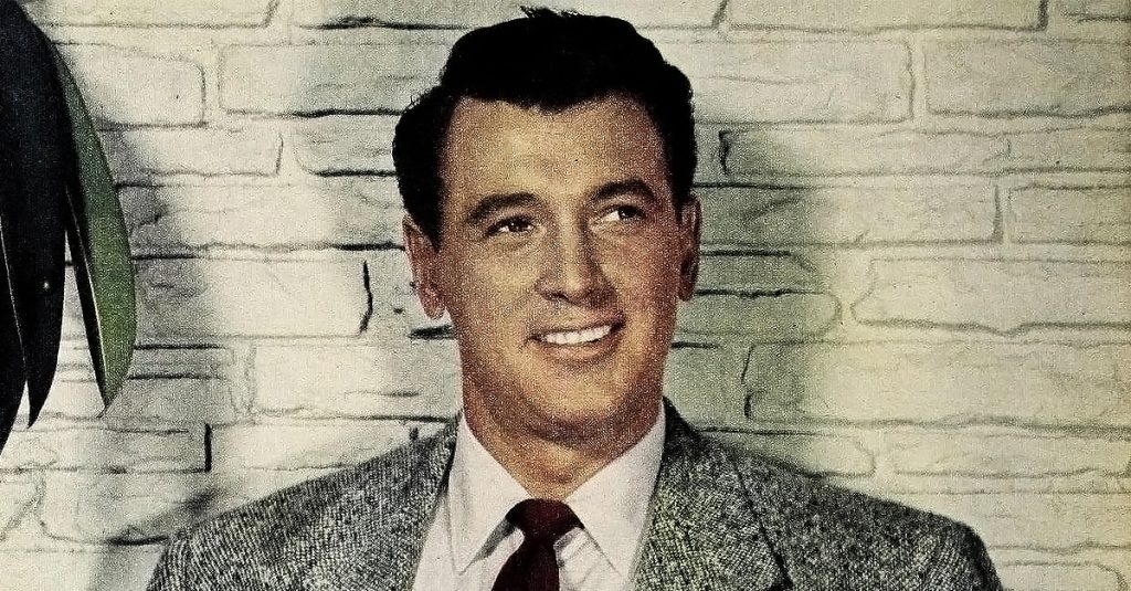 Uncensored Facts About Rock Hudson, The Tragic Matinee Idol