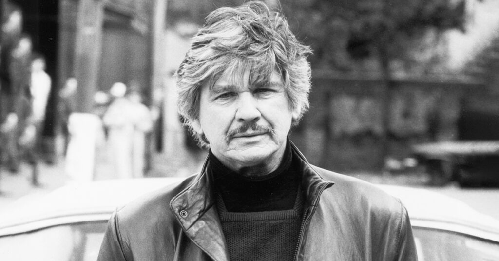 Steely Facts About Charles Bronson, Action's Toughest Star