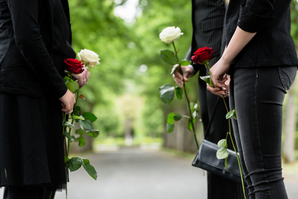 Crazy funerals facts