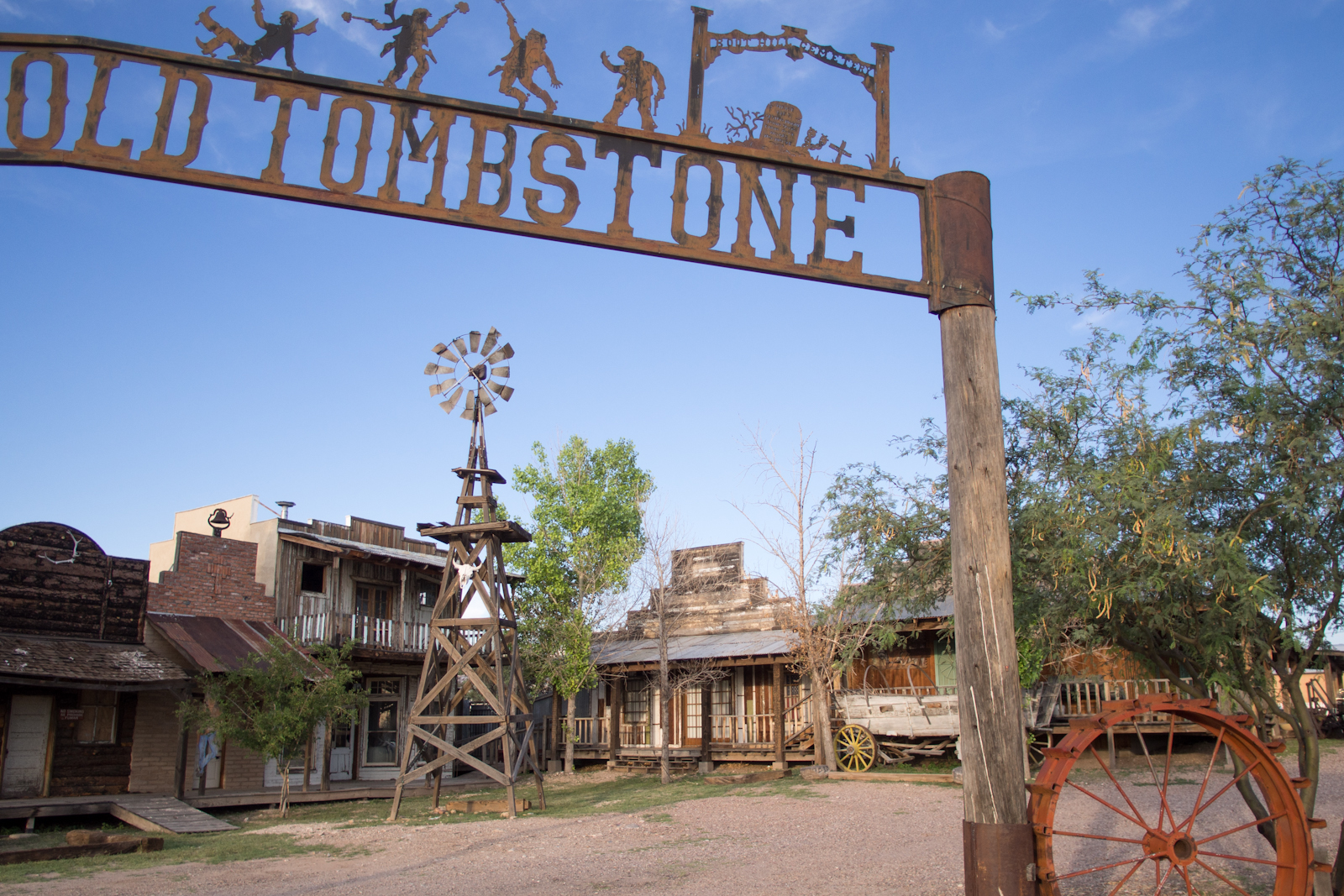 Tombstone facts