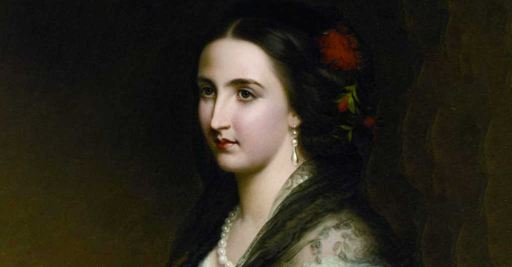 Unhinged Facts About Queen Carlota, The Last Empress Of Mexico